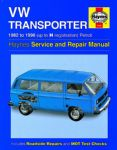 Haynes workshop manual VW Type 25 water cooled